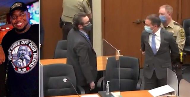 Svart makt-anhängare dömde i George Floyd-målet