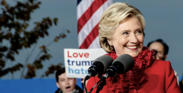 Hillary Clinton efterlyser hårdare censur