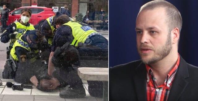 Reportrar utan gränser utreder polisattack mot journalist