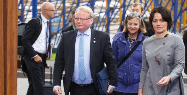 Danmark hjälpte USA att spionera på svenska politiker