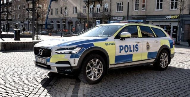 Så ska polisens nya bilar automatiskt övervaka alla trafikanter