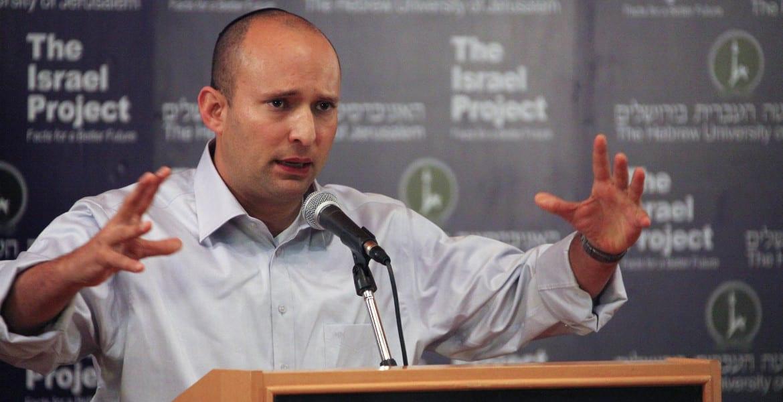 ny regering Israel