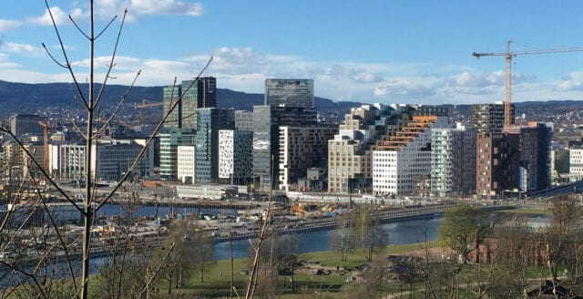 Syrisk tonåring planerade terrordåd i Norge