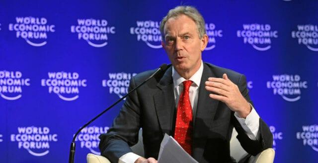 Tony Blair vill se medicinskt apartheidsamhälle
