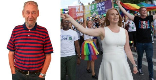 Prideparaden – maktens tummelplats