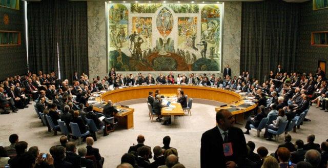 Ryssland kräver att FN:s säkerhetsråd reformeras