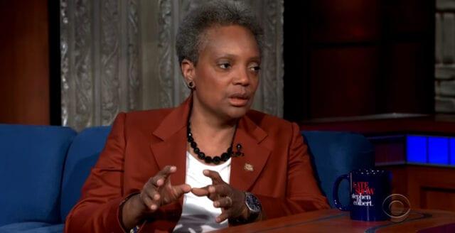 """Chicagos borgmästare: """"Rasismen är en folkhälsokris"""""""