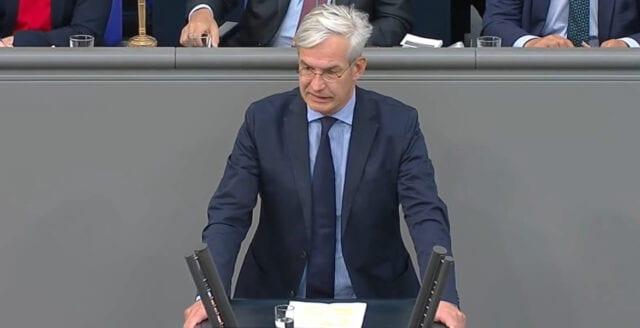Tysk politiker: Israelmotståndare ska nekas medborgarskap