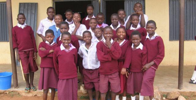 200 skolbarn kidnappade i Nigeria