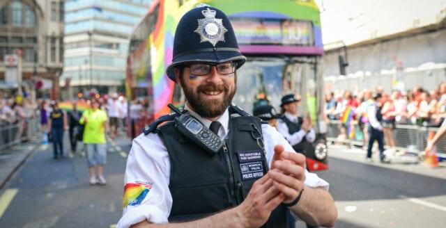 Nye polischefen: Allmänheten trötta på politiskt korrekta poliser
