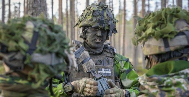 8 av 10 vill sätta in militär mot grov brottslighet