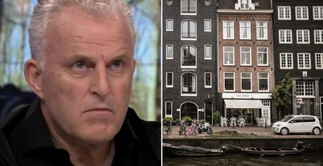 Känd kriminalreporter skjuten på öppen gata i Amsterdam