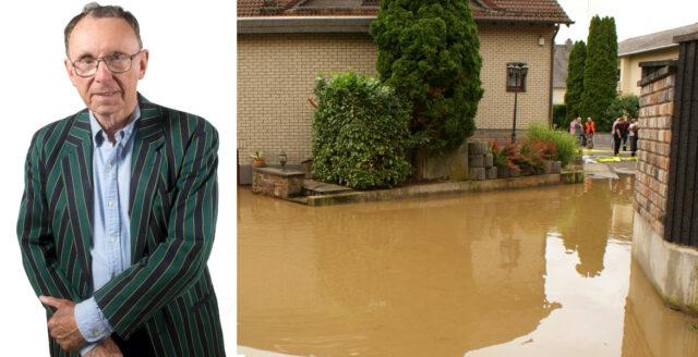 Varningar för översvämning togs inte på allvar