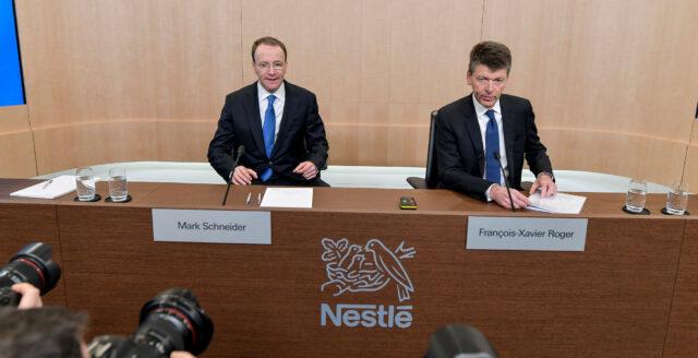 Nestlé höjer matpriserna