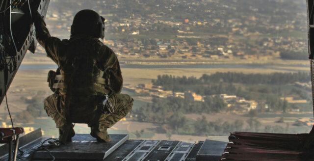 Trots 20 års ockupation – Talibanerna på väg återta Afghanistan