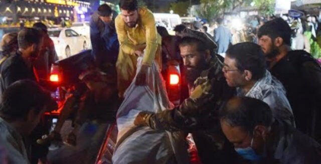 """Varningen: """"Bombdåden i Kabul kan bli en ursäkt för att återuppta kriget"""""""