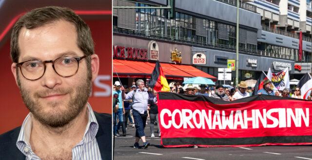 """Bilds chefredaktör riktar ursäkt till Tysklands barn för coronapolitiken: """"Vår rapportering var ett gift"""""""