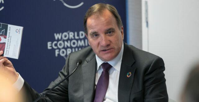 Stefan Löfven avgår som statsminister och partiledare