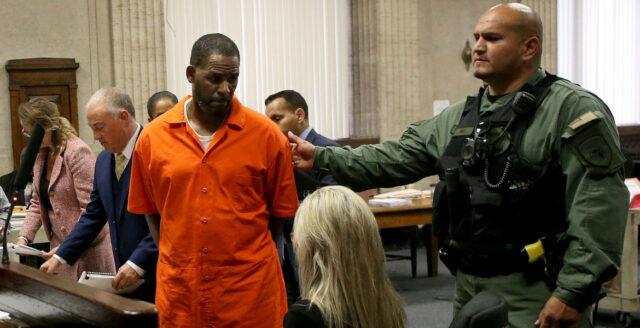 R Kelly döms för sexuella övergrepp och människohandel