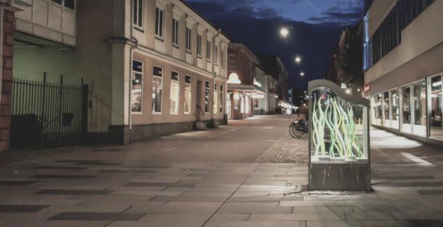 Åtta personer anhållna efter mord i Växjö