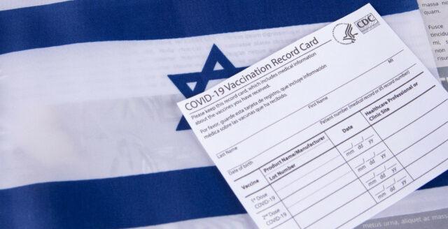 Nu tvingas israeler ta tredje spruta – för att behålla vaccinpasset
