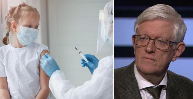 Nu ska svenska 12-åringar injiceras med covidvaccin