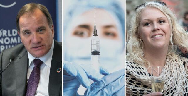 """Nu ska svenskarna """"erbjudas"""" en tredje vaccindos"""