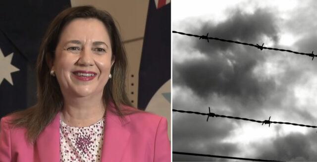 Nu bygger Australien sitt första interneringsläger