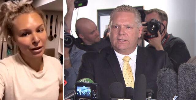 Ontario: Premiärministerns dotter motsätter sig vaccinpassen i delstaten
