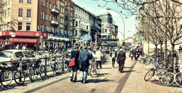 Massivt klanupplopp i Berlin – över 100 deltog