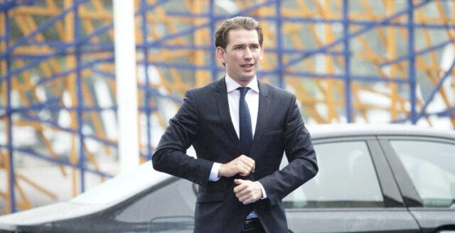 Sebastian Kurz avgår som Österrikes förbundskansler