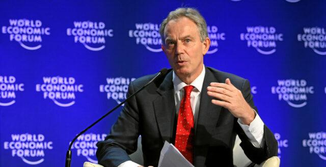 """Tony Blair och Jordaniens kung utpekade i """"Pandora-läckan"""""""