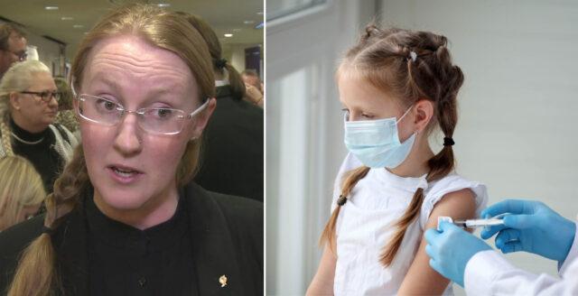 SKR: Barn ska kunna vaccineras – mot föräldrarnas vilja