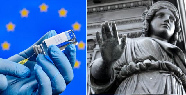 Här är dina rättigheter som EU-medborgare att avböja injektioner
