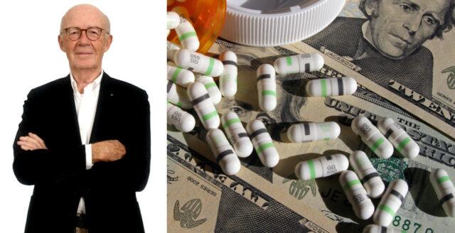 Pandemin handlar bara om pengar