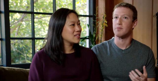 Zuckerberg donerar miljonbelopp till judiska intresseorganisationer