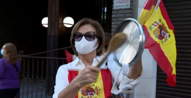 Spanska karantäntrotsare får tillbaka böter